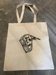 LOCAL SHRED TILL YA DEAD TOTE