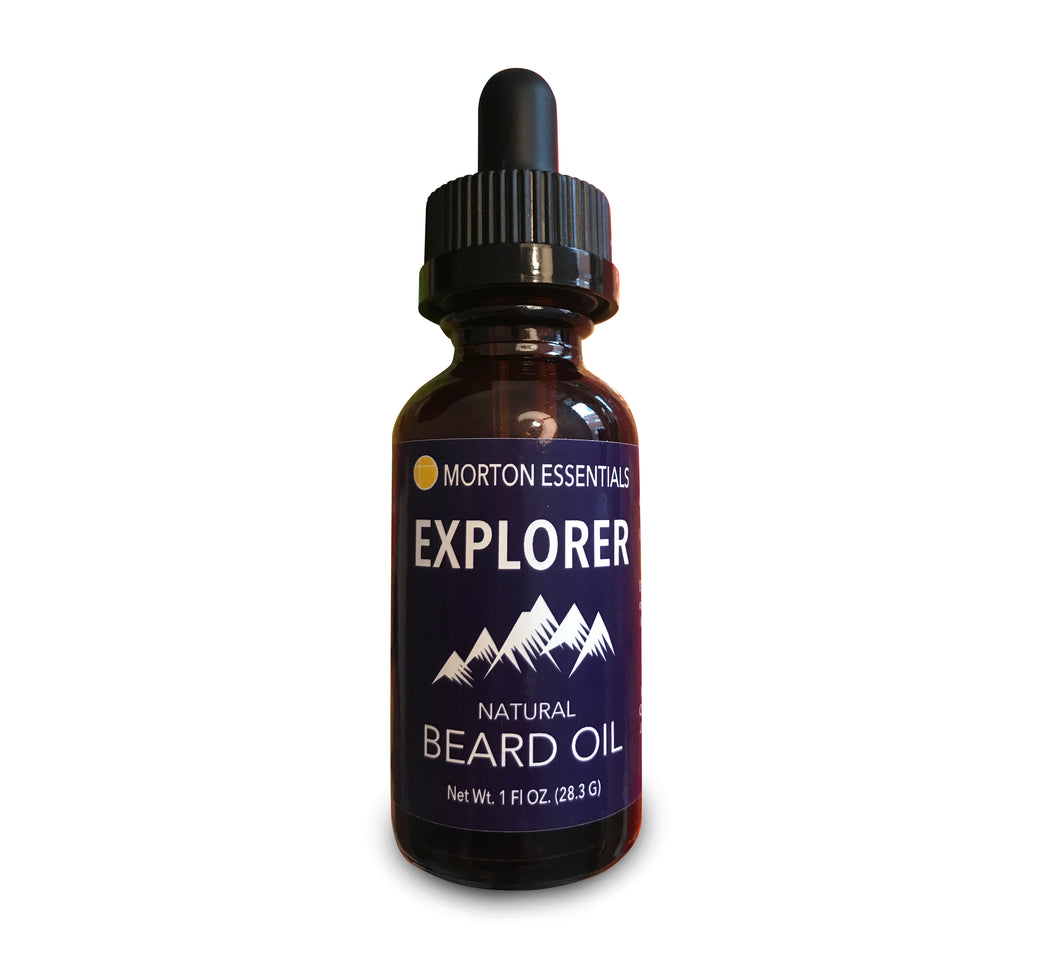 Explorer Beard Oil