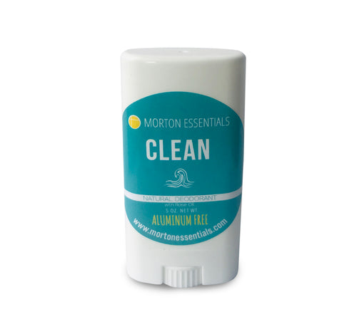 Travel-size Clean Scent Deodorant