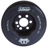 Fluidampr Crank Pulley for Late 1.8T Engines 6-bolt