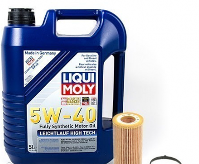 Liqui Moly Complete Oil Service Kit For 2.0T FSI