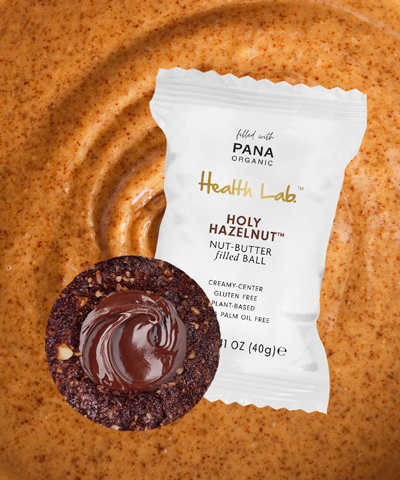 Health Lab Holy Hazelnut Nut Butter Filled Ball
