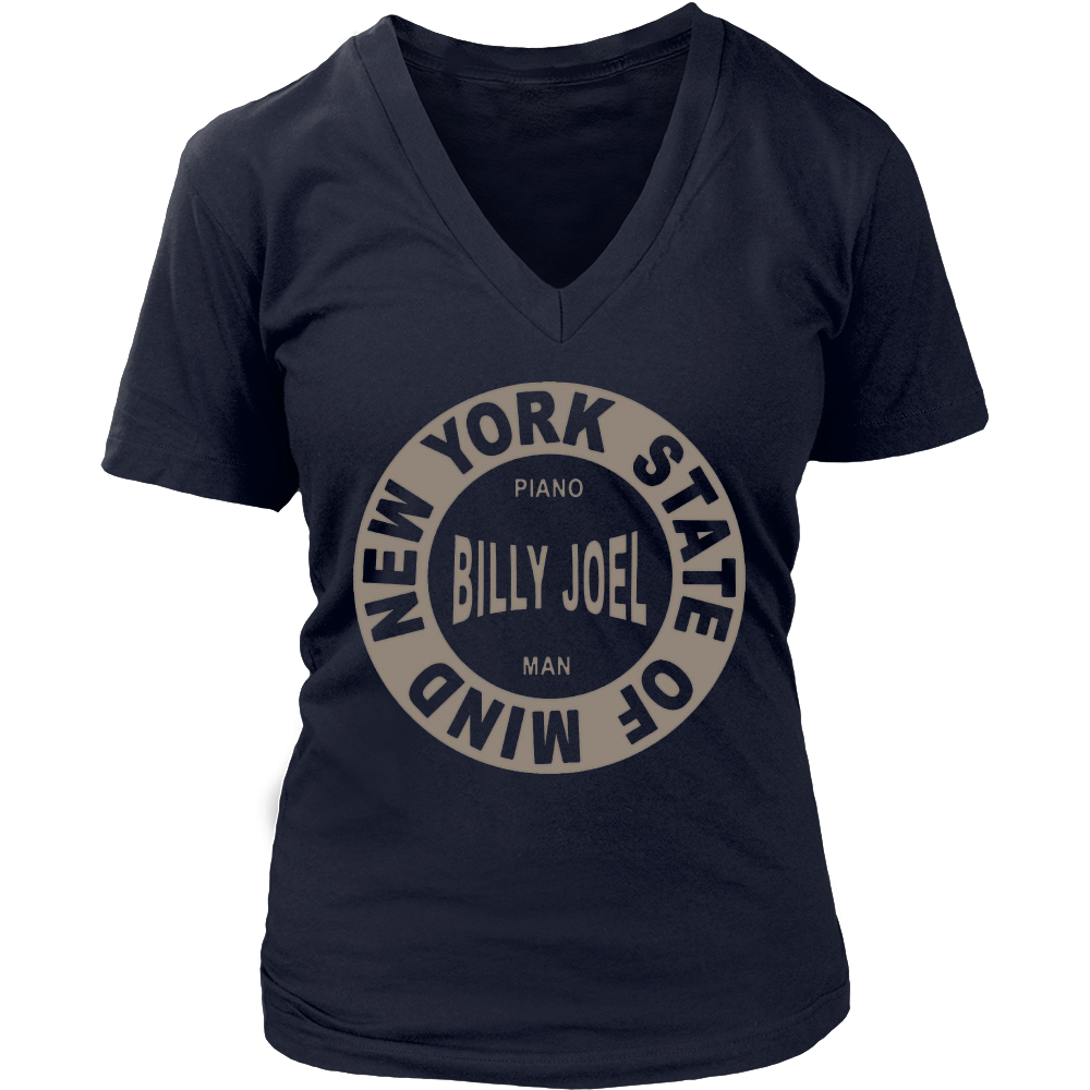 Billy Joel - New York State of Mind T-Shirt
