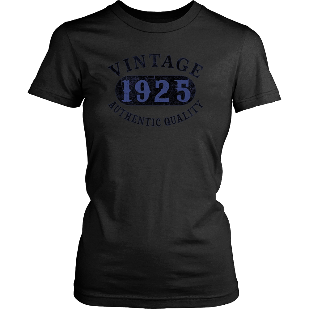 92 year old 92nd B-day Birthday Gift 1925 Long Sleeve Shirt