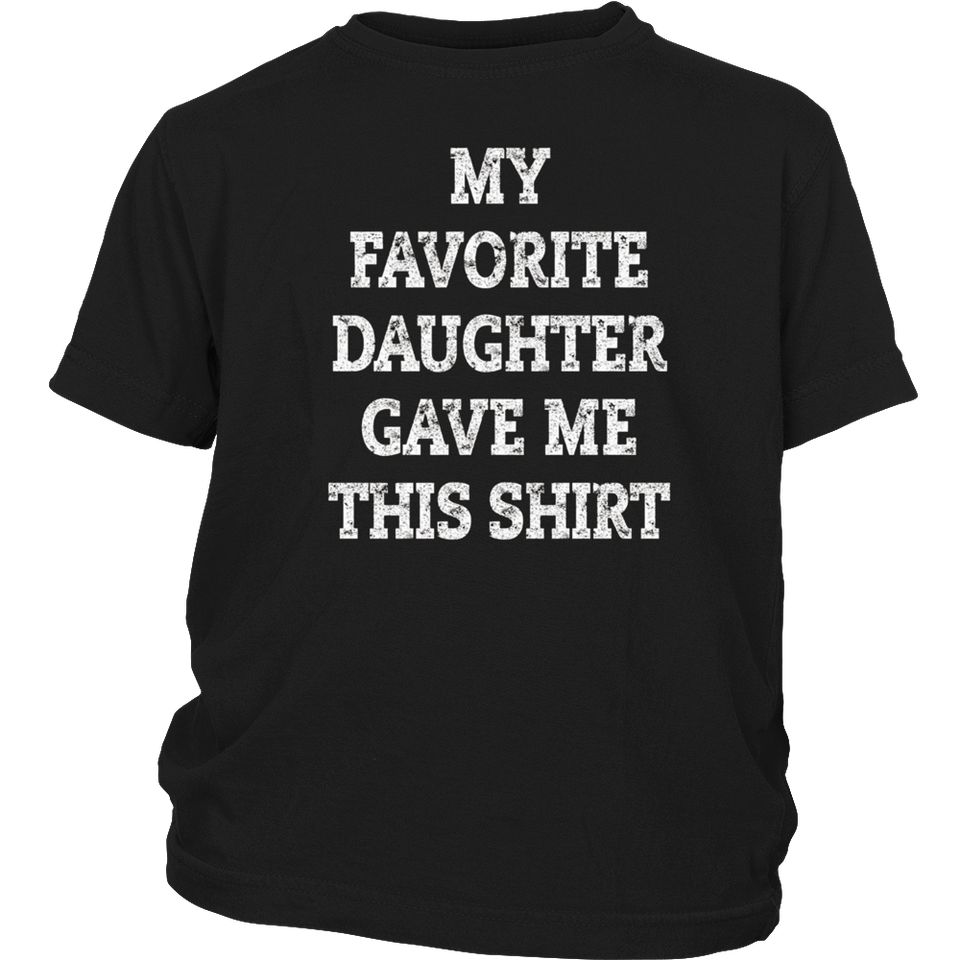 Christmas Gift For Dad From Daughter To Father Bday Gift Tee – Teefig