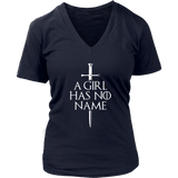 A Girl Has No Name Halloween T-Shirt Quotes Hoodie