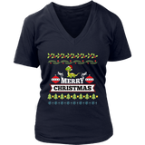Bearded Dragon Christmas Ugly Sweater T-Shirt Quotes Hoodie