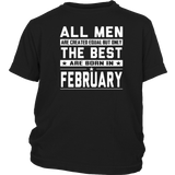 All Men are Created Equal But only the best are bo Gift T Shirt Quotes Hoodie