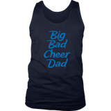 Big Bad Cheer Dad Funny Parent Father T Shirt Quotes Hoodie