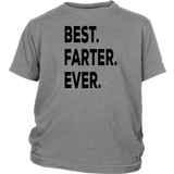 Best Farter Ever Gift Shirt- Father Gift-Birthday Christmas Quotes Hoodie