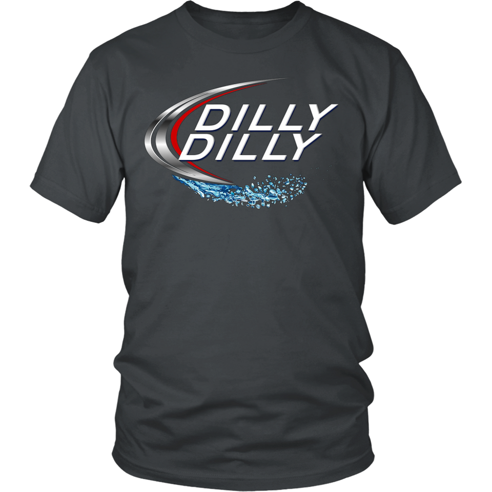 Bud Light Official Dilly Dilly T-Shirt Long