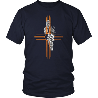 Zia Succulent Southwest Native T-Shirt