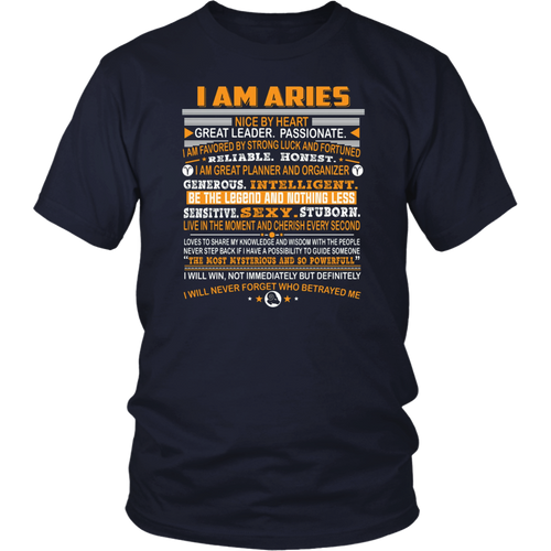 Awesome Aries Birthday T-Shirt