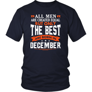 Born in December T shirt