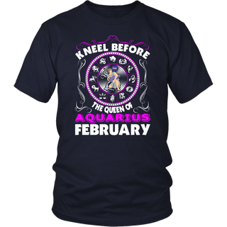 I'm An Aquarius Awesome Aquarius Pride T-Shirt february