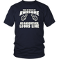 This Is What An Awesome Grandfather Looks Like T-Shirt Gramp