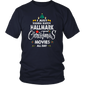 I Just Wanna Watch Hallmark-Christmas Movies All Day Shirt