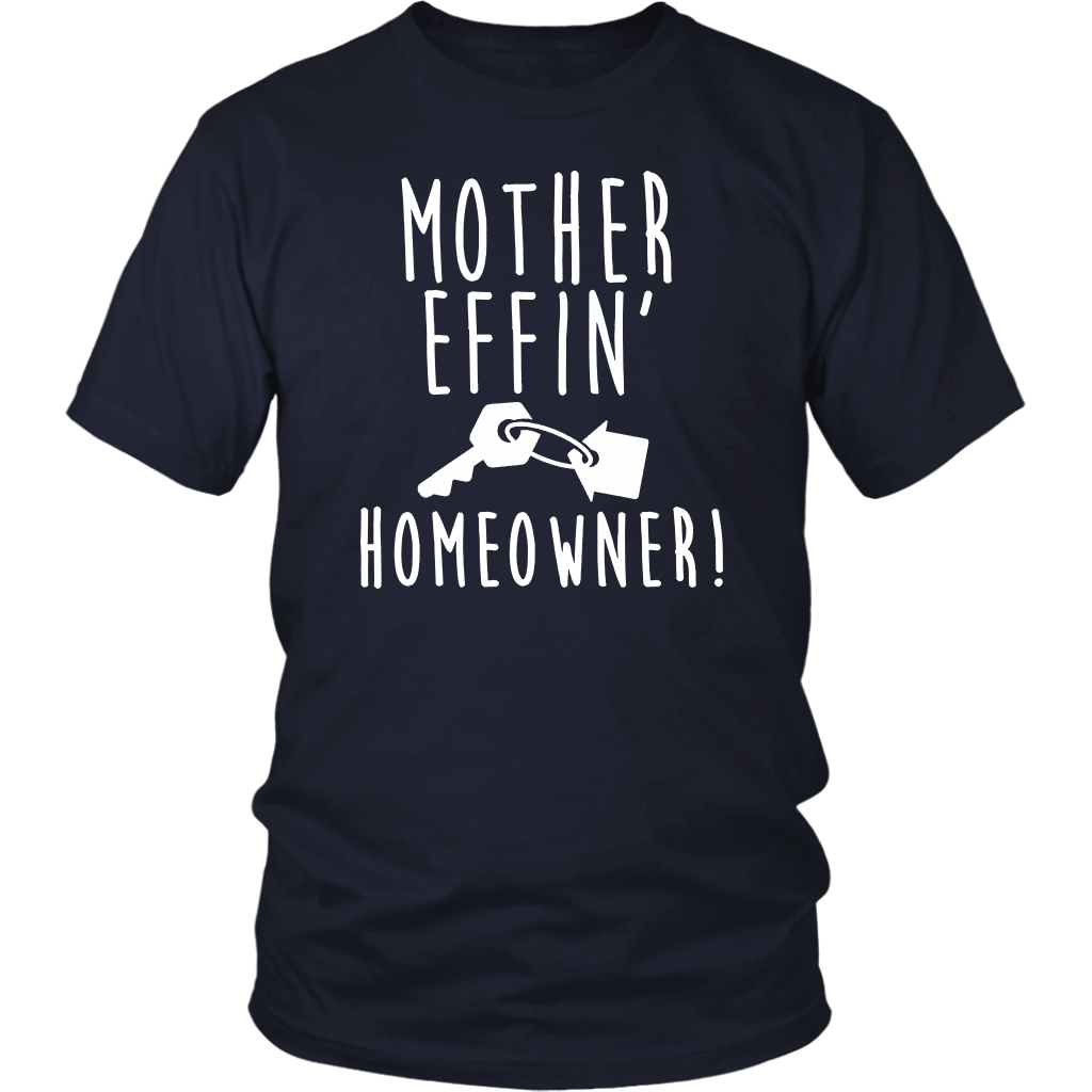 Housewarming Gifts - New Homeowner Gifts - Realtor Shirt