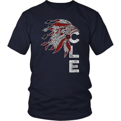 Native Americans' Day Shirt - Cleveland Ohio T-Shirt