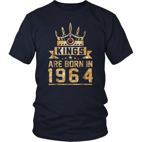 Kings born in 1964 54th Birthday Gift 54 years old awesome