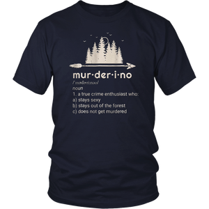 My Favorite Murder, Murderino, SSDGM, True Crime T-Shirt