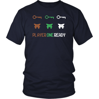 Player One Ready Shirt - Funny Video Gamer Shirt