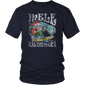 Christmas Mele Kalikimaka Santa Hawaii T-Shirt