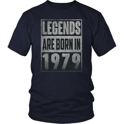 Legends Born In 1979 Straight Outta Gift For 39 Years Old T-Shirt