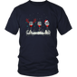 Christmas Red Wine - Merry Xmas T-Shirt