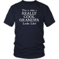 This Is What A Really Cool Grandpa Looks Like! T-Shirt
