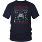 MERRY JEEP-MAS JEEP UGLY CHRISTMAS SWEATER T-SHIRT