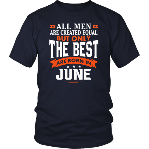 Born in June T shirt