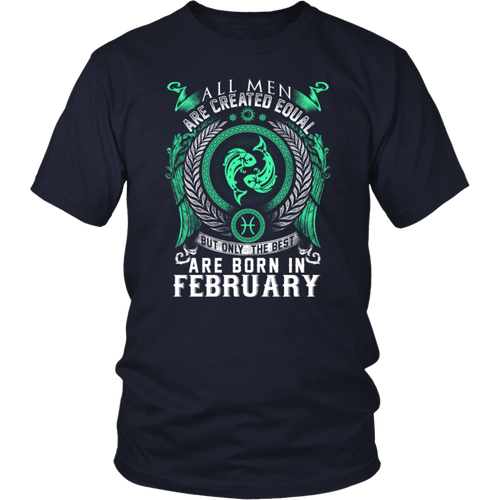 The Best Pastors are Born in February - Birthday TShirt