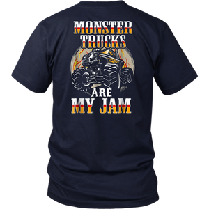Monster Truck Shirt Monster Truck Birthday Party Gift