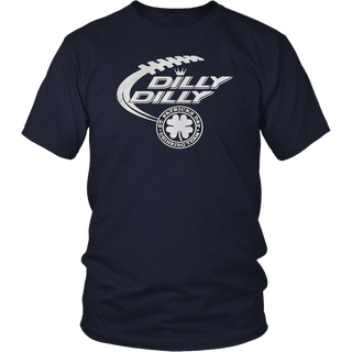 Offical Dilly Dilly St Patrick's Day drinking Team Bud Light shirt