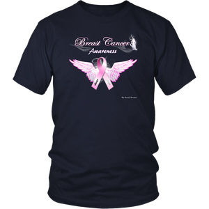 Breast Cancer Awareness - Inspirational Believe T-shirt
