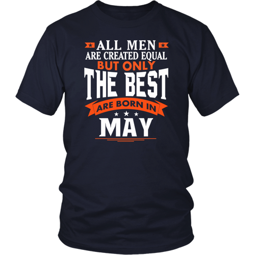 Born in May T Shirt