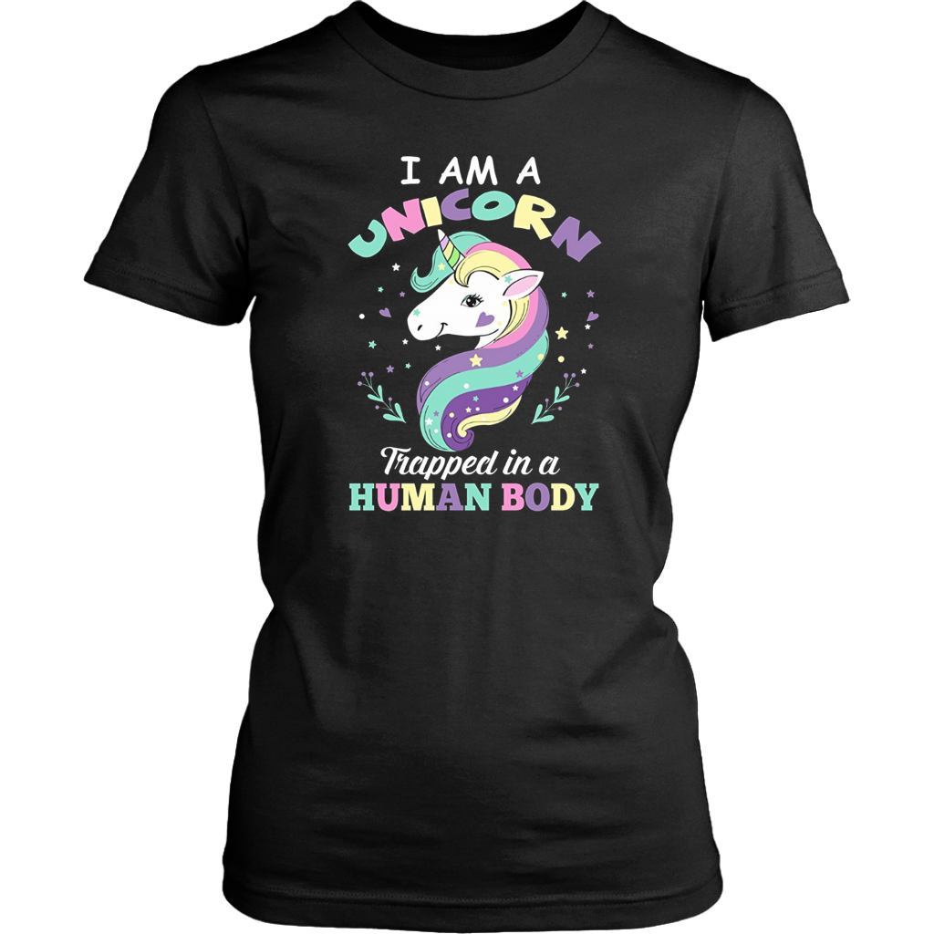 I'm a Unicorn Trapped In a Human Body T-Shirt