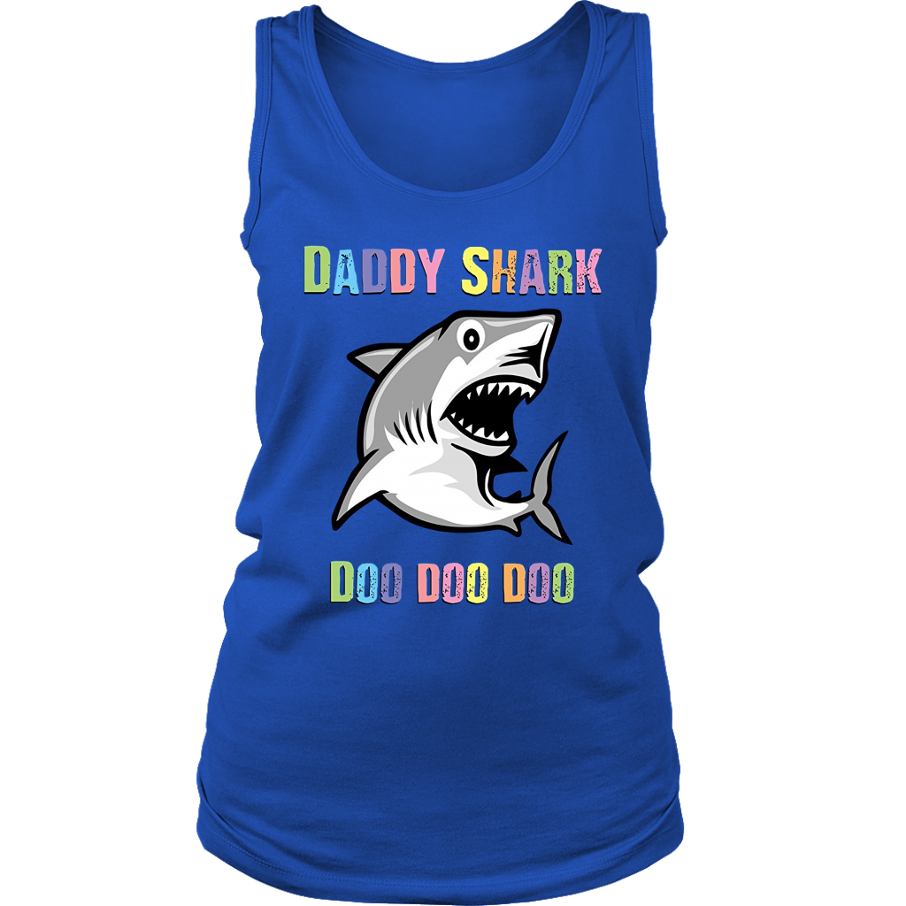 Daddy Shark Doo Doo Doo T Shirt