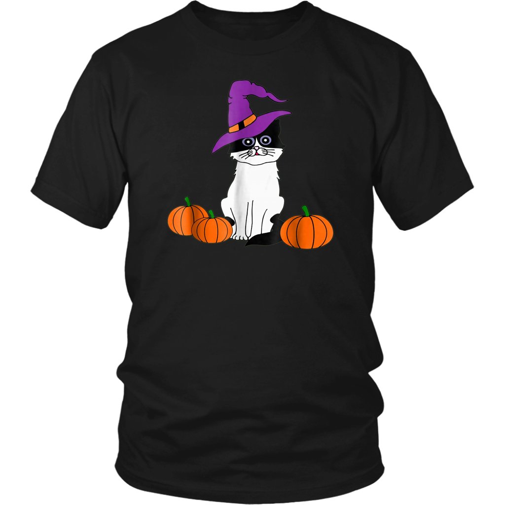 Halloween cat Phone Tablet Cases Tshirt