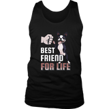 Boston Terrier Best Friend For Life T-Shirt Quotes Hoodie