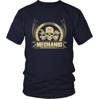 Mechanic redneck mechanic anime mechanic auto me T-Shirt