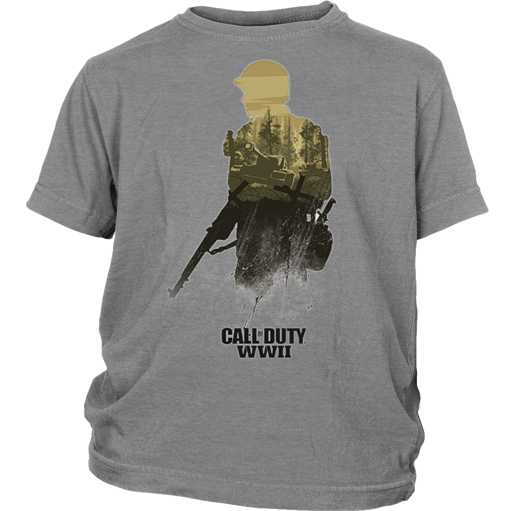 Call of Duty WWII - Forest Front Line T-Shirt