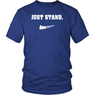 Just Stand Army Veteran TShirt