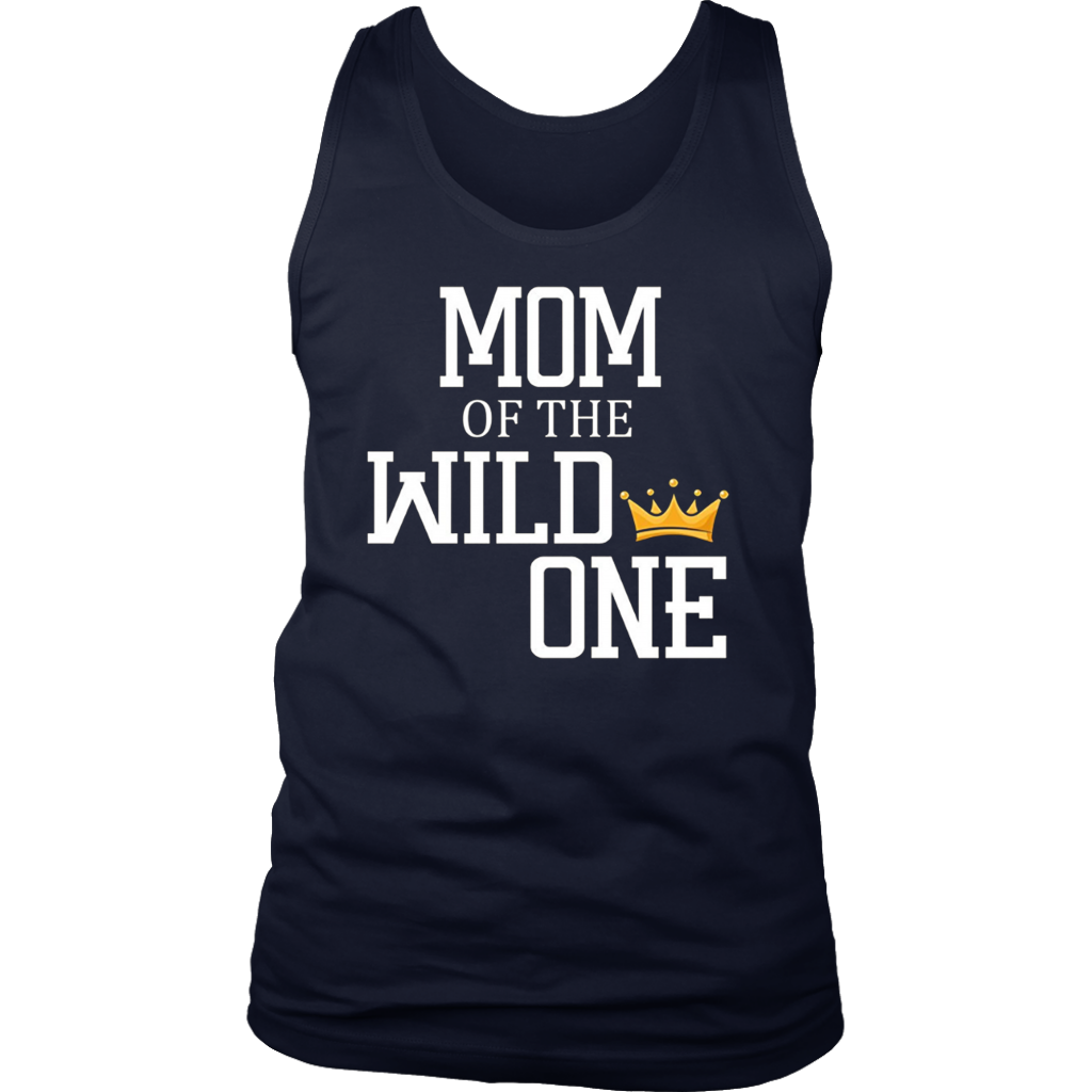 Mom Of The Wild One T-Shirt