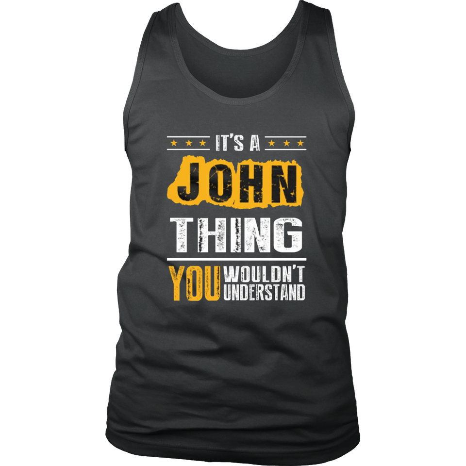 Best Asshole Husband Ever T-ShirtITS A JOHN THING BA002