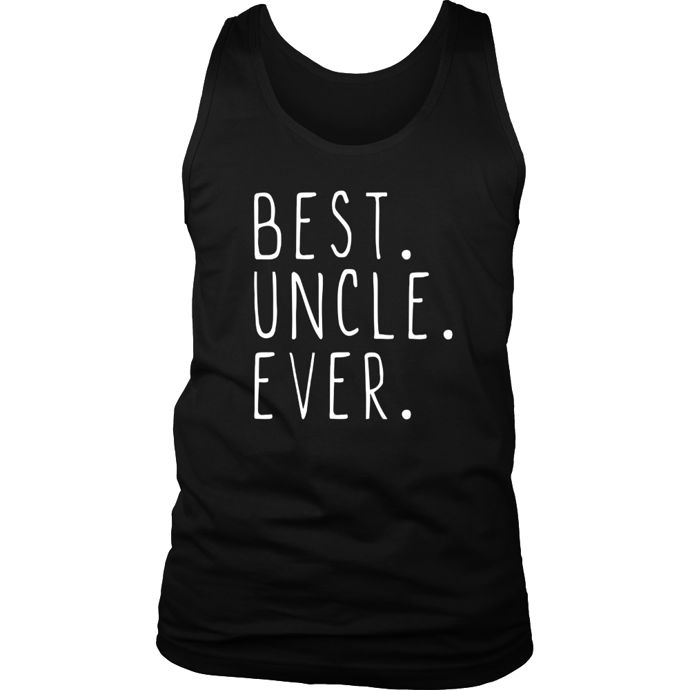 Best Uncle Ever Cool T-Shirt