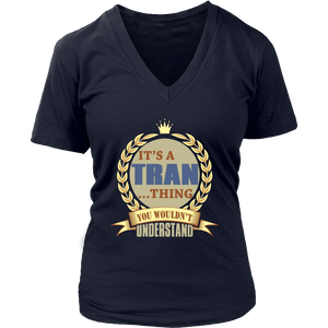 Best Asshole Husband Ever T-ShirtITS A TRAN THING S6 - LIMITED EDITION
