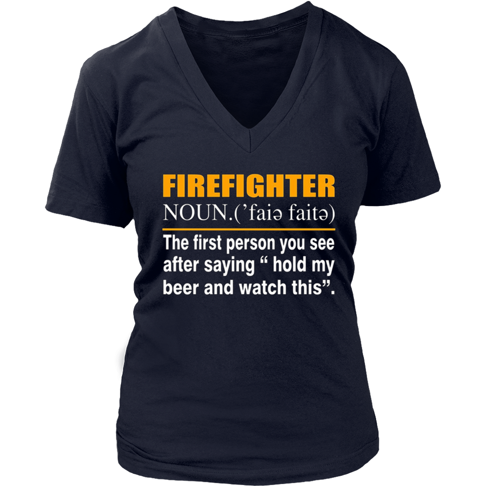 Best Gift For Firefighter. Christmas Shirt For Dad.
