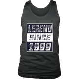 Awesome T-Shirt Legend Since 1999 18 Years Old 18th Birthday Quotes Hoodie